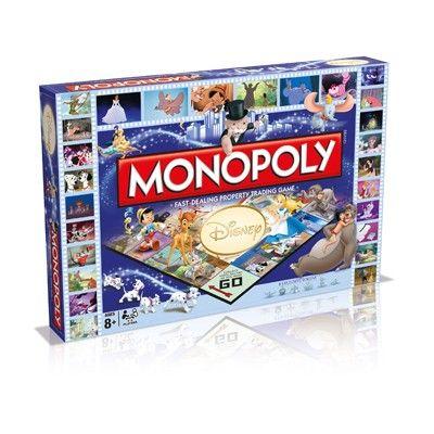 Monopoly Disney - Engelstalige versie