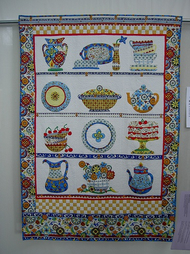 39 best images about stitching kitchen things on for Kitchen quilting ideas