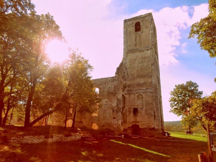 Katarínka - Slovakia - Dechtice - sunny - nature - pax et bonum