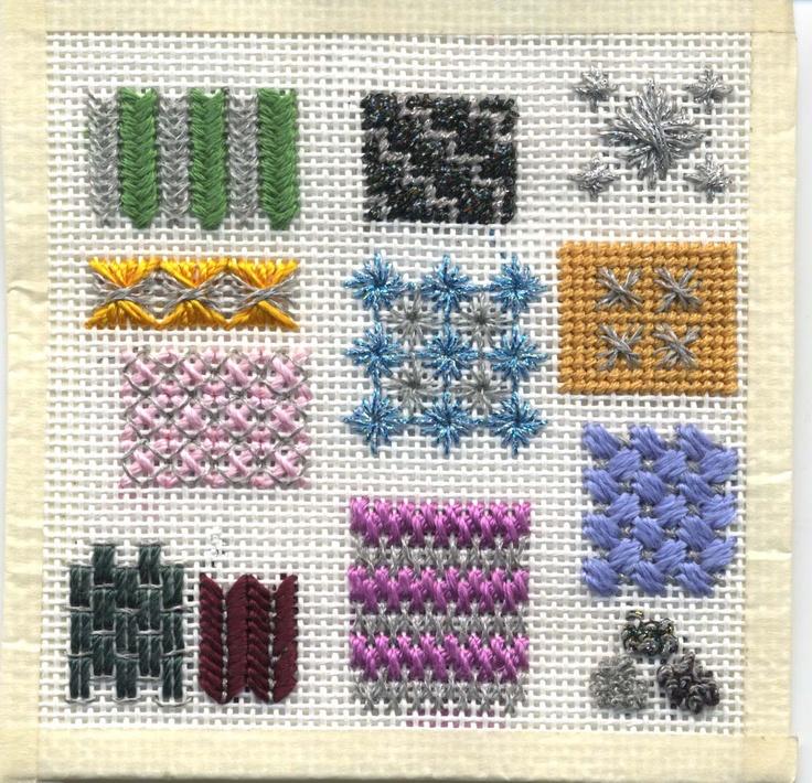 63 best Needlepoint Tech images on Pinterest Needlepoint stitches, Needlewo...