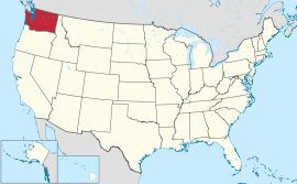 Washington is located on the West Coast along the line that divides the United States from neighboring Canada. It runs entirely from east to...