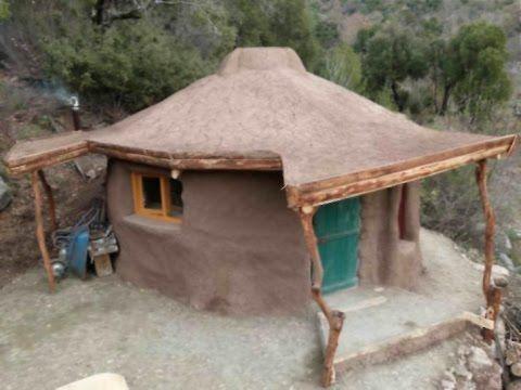 Çamurdan Ev Yapımı - Adım Adım - Maliyet 2250 TL - Antikapitalist Ev - Kerpiç Ev Yapımı Detaylı Bilgi İçin:…