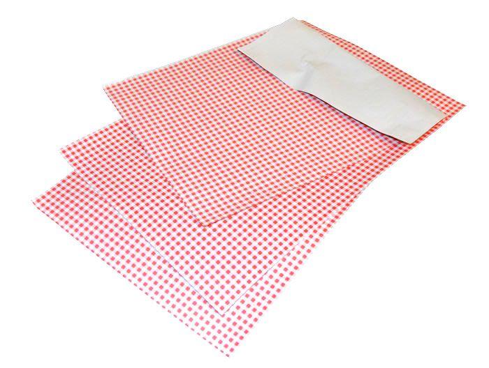 Papier duplex Boucherie Charcuterie - diverses tailles (colis de 10kg)