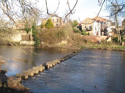 Stepping Stones, Morpeth