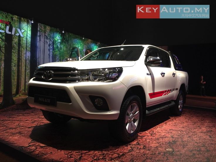 2016 All New Toyota Hilux 007