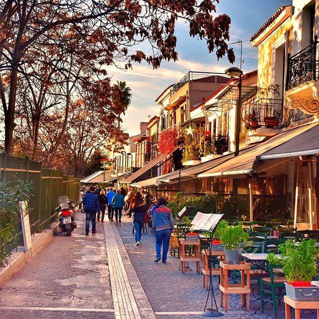athens #thiseio #greece | Greece travel, Greece, Athens