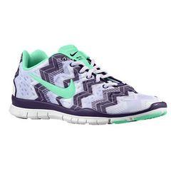 Nike tennis shoes (chevron)