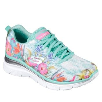 Skechers Women's Fashion Fit Spring Essential Memory Foam Sneaker Shoe