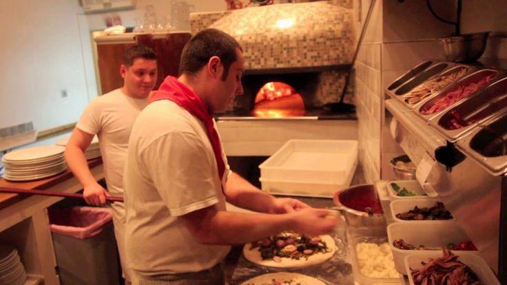 Santa Maria Pizzeria #cheap #best pizza in london