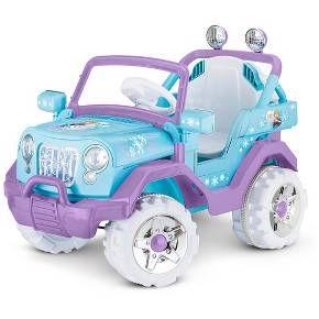 Kid Trax Disney Frozen Ride On 4-Wheeler @markaltieri
