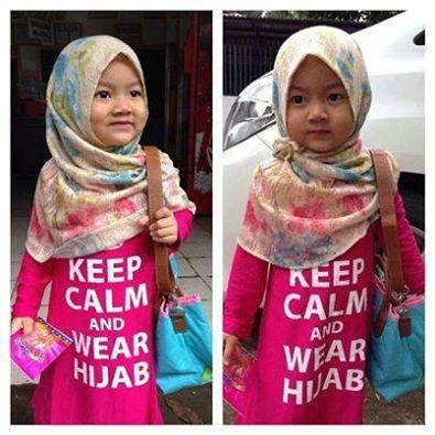 aww how cute Ma Sha Allah :*!