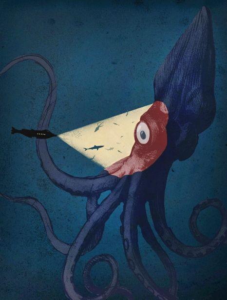Marco Melgrati - 2000 leagues under the sea