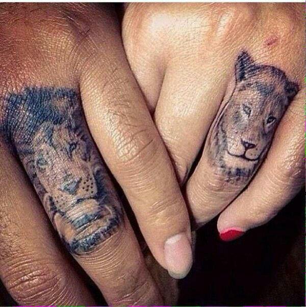Leon y leona ❤