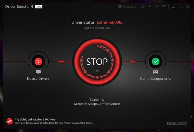 IObit Driver Booster – Βρες τους drivers μετά από format via @tsoukgr