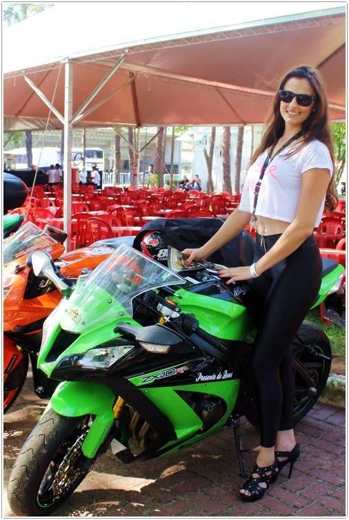 Evento que reuniu milhares de motociclistas em dois dias de muita festa