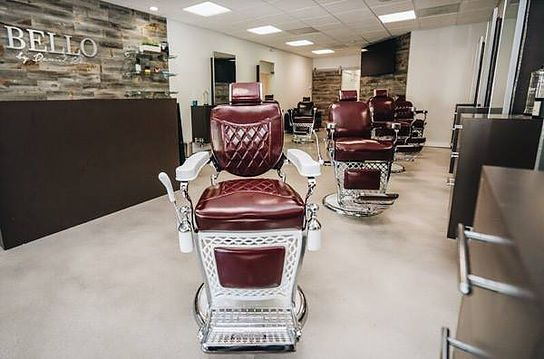 Designing for Dudes - The BACHELOR Edition: a Rugged yet Modern Barber Shop…
