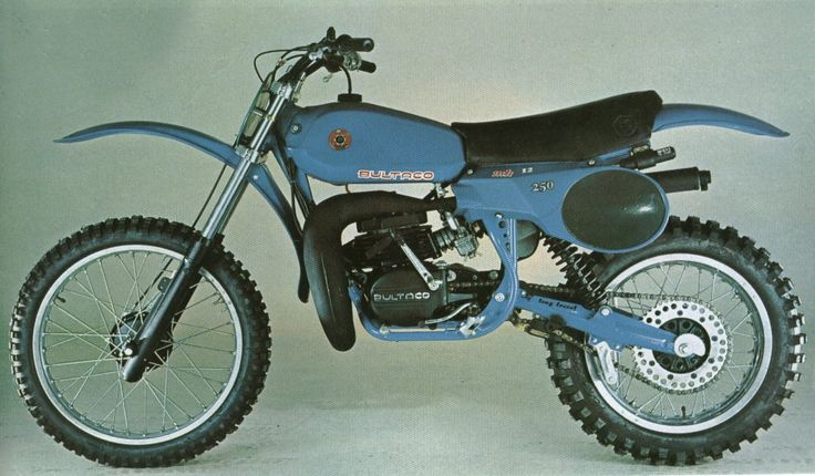 1979 Pursang MK12 250 vintageDirtBikeParts.Net - Vintage Montesa Photos/Specs/Parts