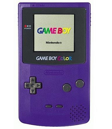 Throw back moment I remember getting my purple game boy color one year for the holdiays and of course I sucked at playing it but so many good memories trying.