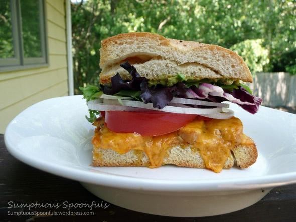 1000+ images about Sandwiches on Pinterest | Vegan sandwiches ...