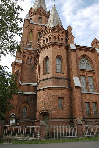 Tartu, St.Peter's church by fotoandrew, via Flickr