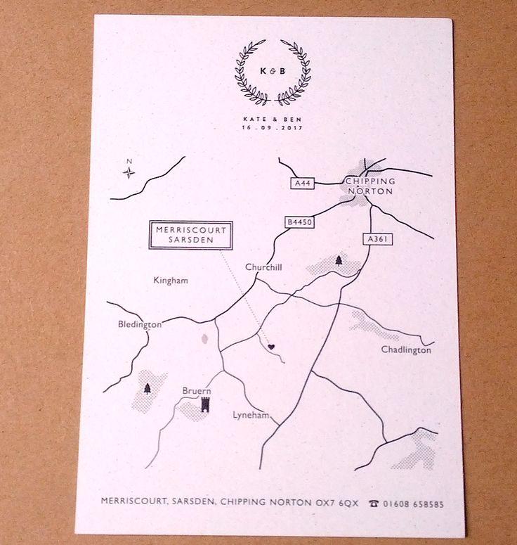 Custom designed wedding venue map with monogram, www.mapletea.co.uk #weddings #weddinginspiration #monogram #design #weddingstationery #map #weddingvenue #stylishweddings #weddings uk #mariages #hochzeit #weddinginspo #bodas #ideasparabodas #hochzeitideen #brollop #brollopsideer #bryllup #bryllupideer #brevpapir #personalstationery #customstationery #mapcreation #paper #paperie #personalised #mapa #mapdesign #weddingparticulars