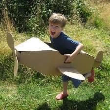 Paperpod Aeroplane
