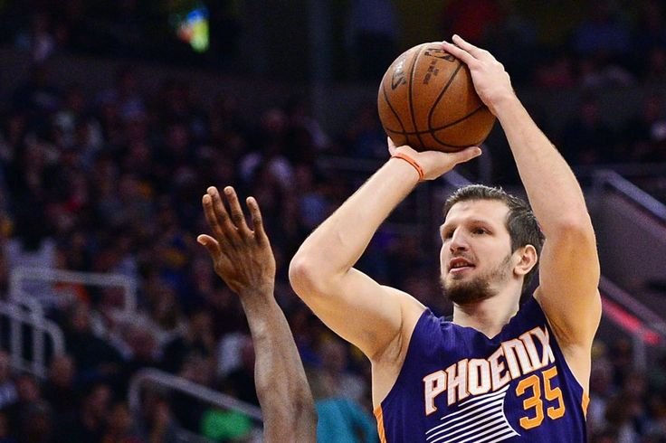 "Mirza Teletovic aka ""MT3"" 