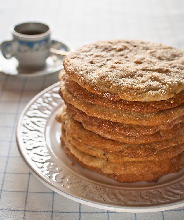 Tortas de aceite en el día del pan | Recetas con fotos paso a paso El invitado de invierno