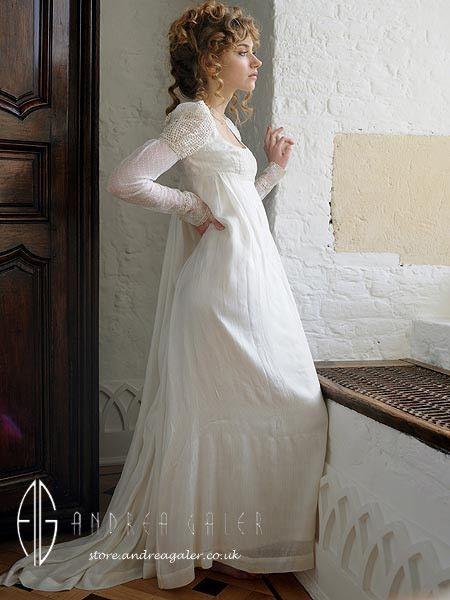 1000 images about regency wedding collection jane austen for Frugal fannies wedding dresses