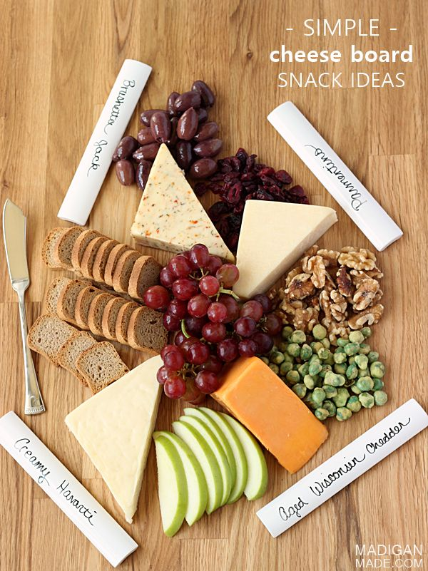 ... Ideas, Cheese Trays, Easy Cheese Board, Cheese Boards, Boards Ideas