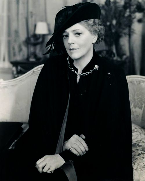 Ethel Barrymore, Academy Award winner (Supporting Actress 1944). Nominated in 1946, 1947 and 1949