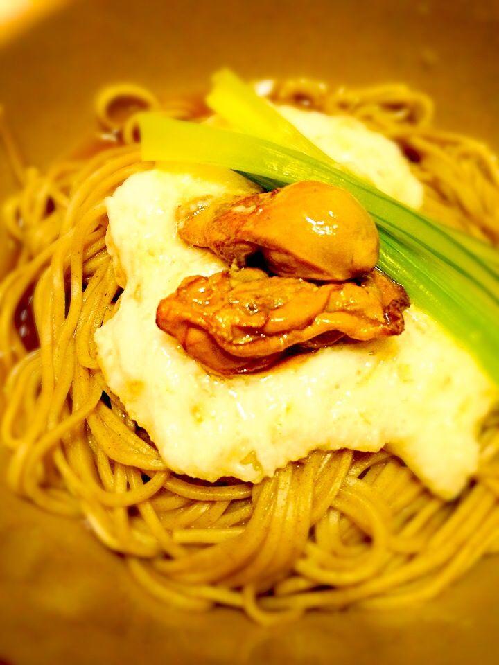 簡単山芋と牡蠣で作る料理レシピ21のアイディア