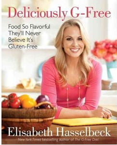 Deliciously G-Free: The Gluten Free Cookbook!