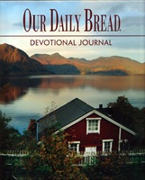 OUR DAILY BREAD DEVOTIONAL JOURNAL from Discovery House Publishers - CS266 - Discovery House Publishers