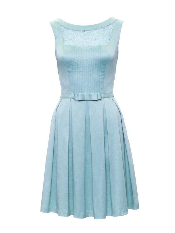 Review Australia | Nettie Dress Mint