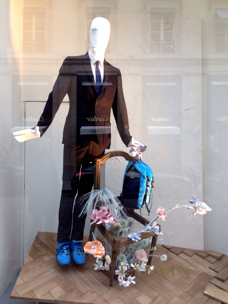 """LANVIN, Paris, France,""""Just living is not enough........one must have sunshine,freedom and a little flower"""", pinned by Ton van der Veer"""