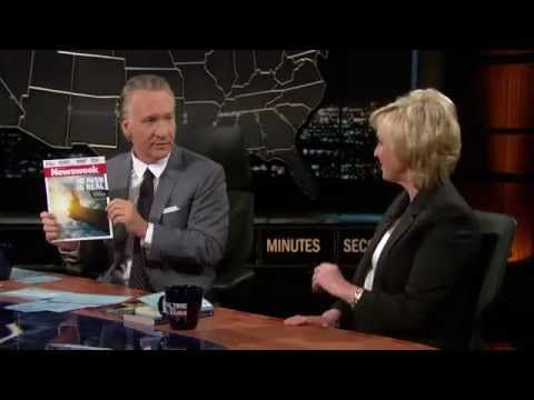 Bill Maher: Heaven is Real, with Lawrence Krauss