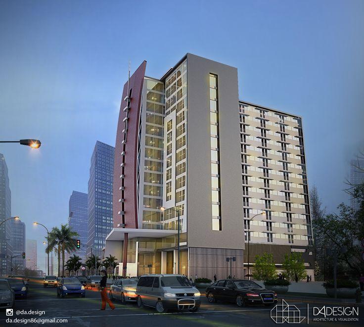 """Check out my @Behance project: """"Cikarang Apartment"""" https://www.behance.net/gallery/48146219/Cikarang-Apartment"""