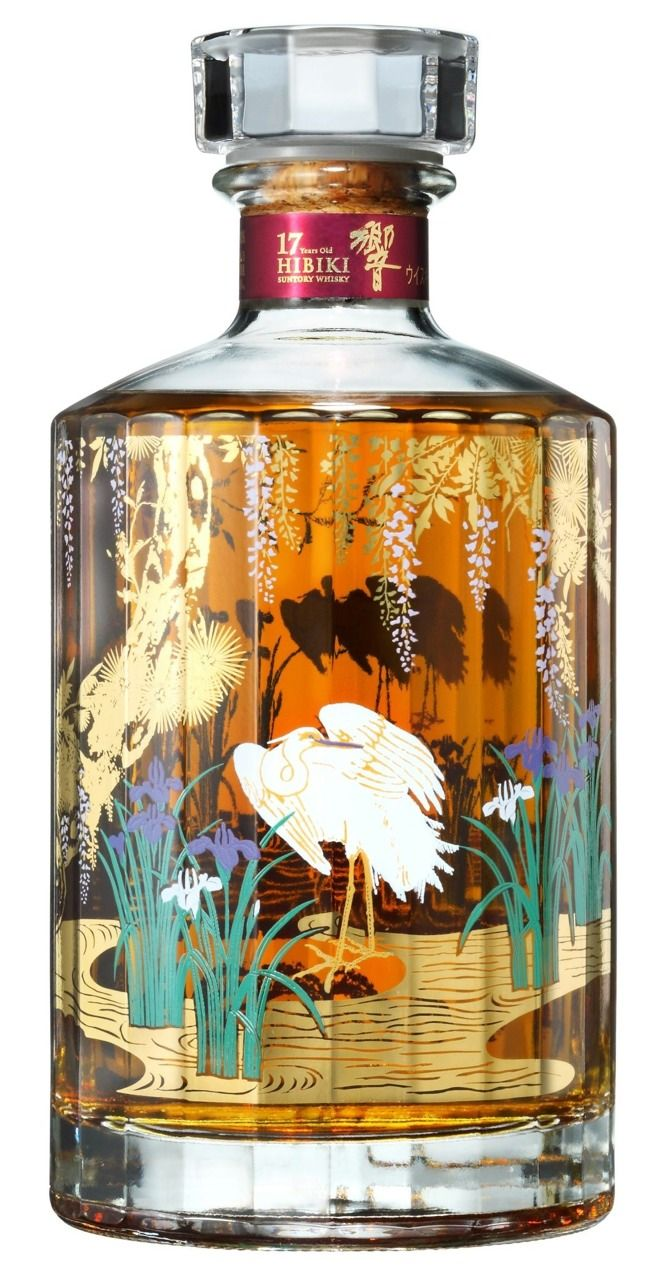 lovesands: three-martini-lunch … Limited edition 17 yr old Hibiki Whisky
