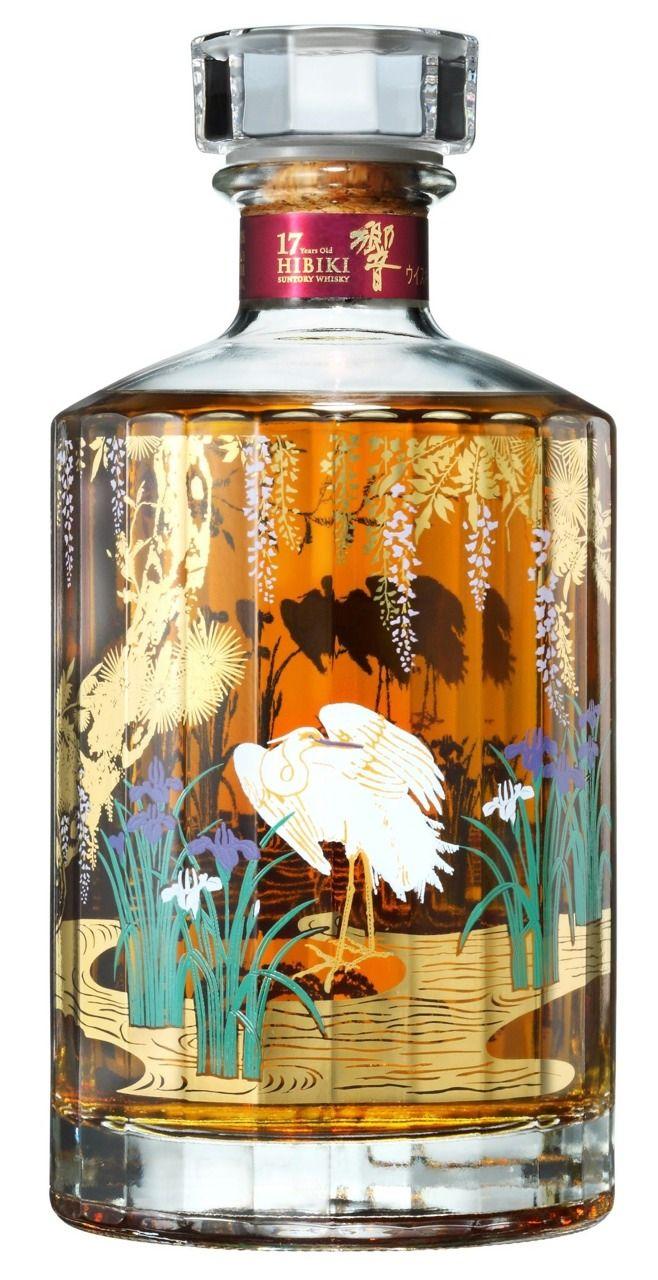 Limited edition 17 Year Old Hibiki Whisky