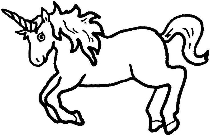 how to draw a unicorn mane