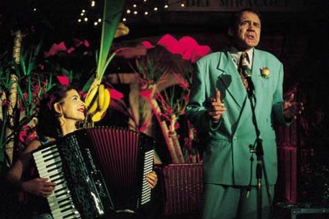 Dal trespolo di casa sua - SPECIALE  Pane e tulipani - Silvio Soldini al SecondoMé Festival