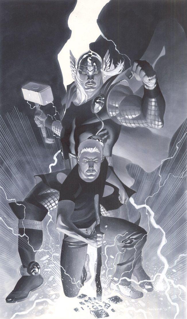 Galeria de Arte (5): Marvel e DC - Página 5 0be22568481aa8e952aca0467e5db065