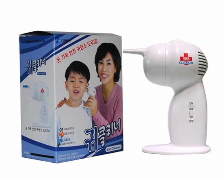 New ear wax cleaner mobility vacuum cleaning safe remover kit