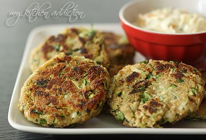 Zucchini Crab Cakes Recipej Make Paleo Bread and you can make this Paleo! (Maybe Garlic Savory Pumpkin Bread or Flax Bread!