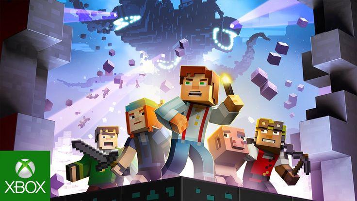 Minecraft: Story Mode - Meet the cast!