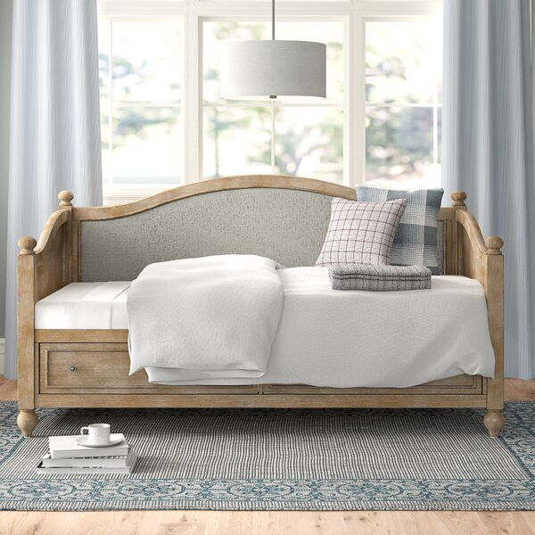 Romford Twin Daybed In 2020 Daybed With Storage Daybed Twin