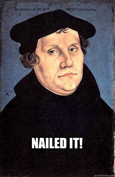 Lutheran Humor - Gotta Love It!