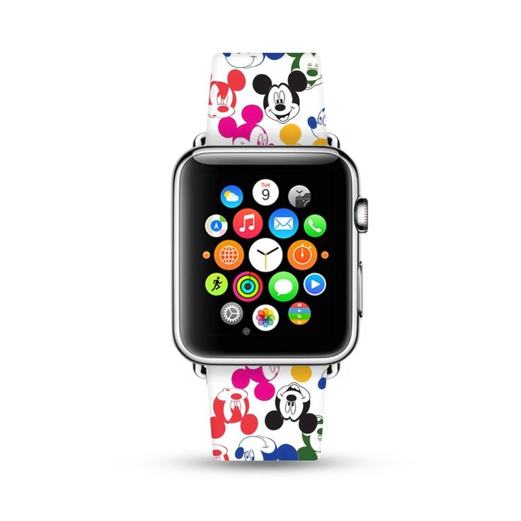Cartoon Watch Strap V5 | Clothes & accessories | Apple