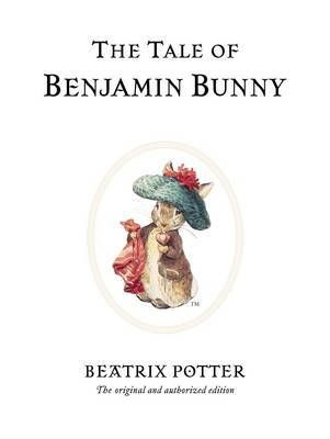 The+Tale+of+Benjamin+Bunny+(Classic+Edition+#4)